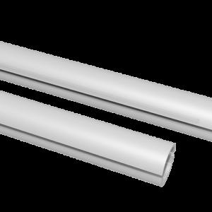 Кожух декоративный (для труб Д16 и Д20) 100 мм