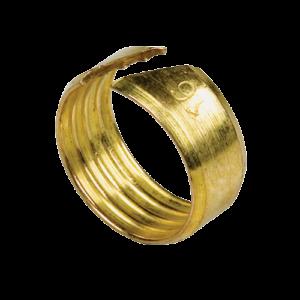 Кольцо разрезное (цанговое) 25