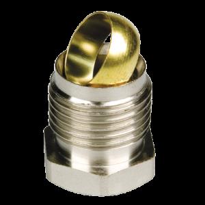 Фитинг уплотнительный для медной трубки Ду15-G1/2″ (с обжимным кольцом) для клапанов Danfoss RA-N/RLV