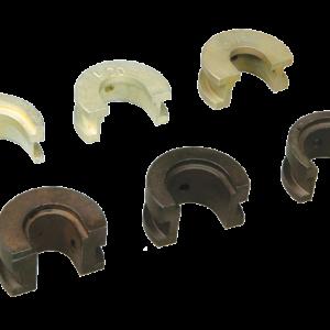 Комплект губок для адаптации пресса KAN к фитингами Eagle-БИР ПЕКС 16, 20, 25 мм.