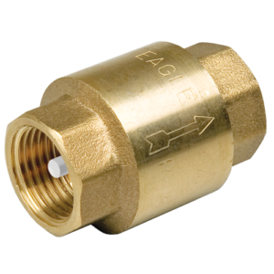 Клапан обратный пружинный с пластиковым седлом 1 1/4″ FF