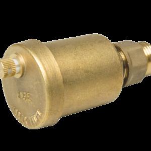 Клапан воздушный автоматический 1/2″, с отсекающим клапаном