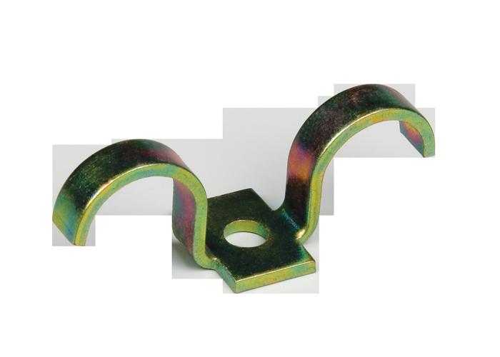 Фиксатор «Неподвижная опора», двойной  20 мм х 50 мм