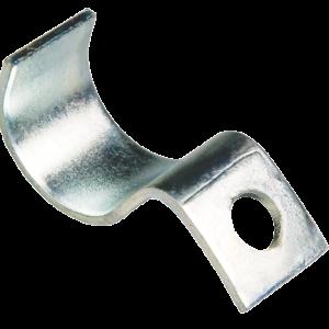 Крепёж для труб одинарный 1х16