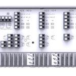 Проводной Центр коммутации на 6 зон, управление насосом/котлом BC106S