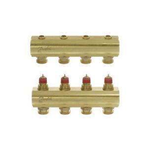 Коллекторы FHF-4 для 4 контуров