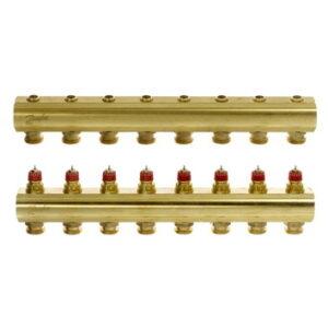 Коллекторы FHF-8 для 8 контуров