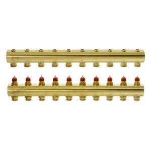 Коллекторы FHF-10 для 10 контуров