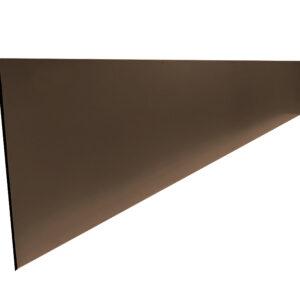 Монтажная планка  коричневая