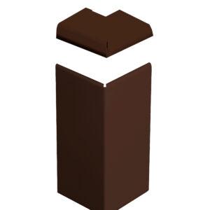 Наружный угол Charley 2 коричневый